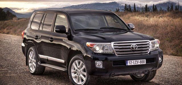 """מחקר בארה""""ב: טויוטה לנד קרוזר הוא הרכב שהאמריקאים לא ממהרים למכור"""