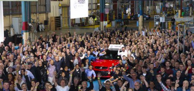 סוף הדרך לתעשיית הרכב האוסטרלית