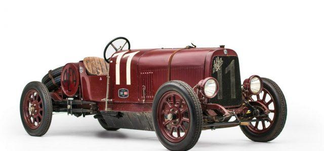 אספנות ללא סימן שאלה: המכונית העתיקה בבריטניה והאלפא רומיאו הראשונה