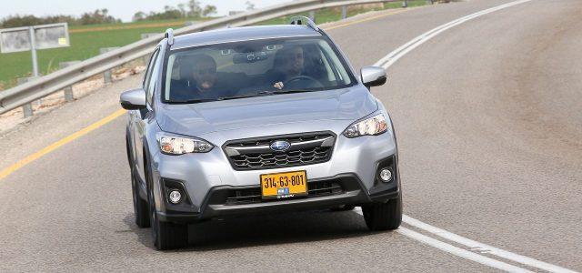 נהיגה ראשונה: סובארו XV החדש