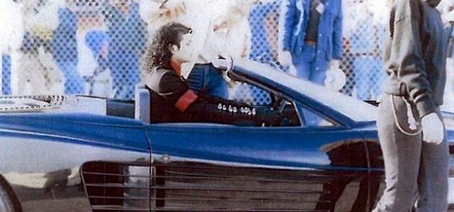 הפרארי שמייקל ג'קסון נהג בה למכירה