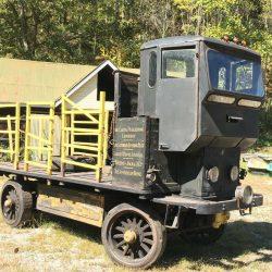 הרבה לפני טסלה: משאית חשמלית בת 106 שנים