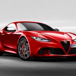 מקורות מדווחים: מכונית ספורט חדשה של אלפא בדרך לייצור