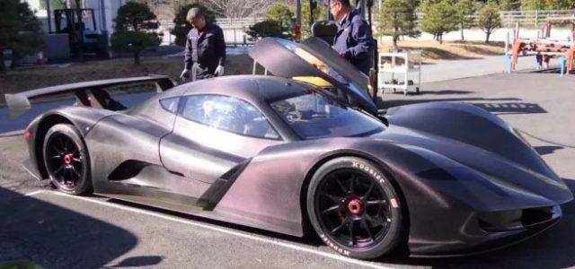 """חדש מארץ השמש העולה: מכונית על שמאיצה ל-100 קמ""""ש בתוך פחות מ-2 שניות"""