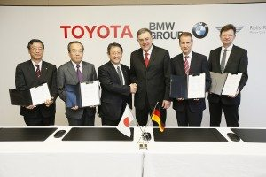 MW and Toyota 2013