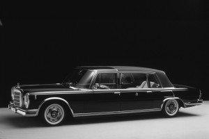 מכוניתו של האפיפיור פאול השישי