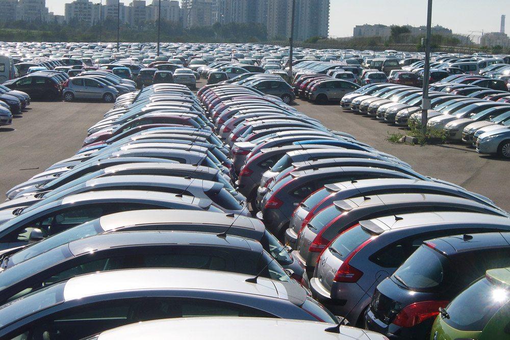 מכרתם את הרכב? את דרך ארץ זה לא מעניין