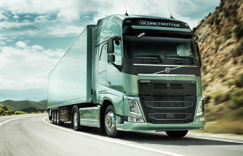 מעולה משאיות וולוו FH 2015 - LL-68