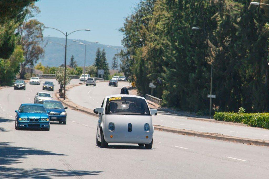 Google Beta public roads edit