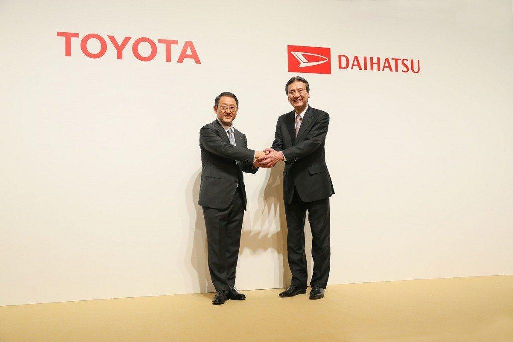 Toyota President Akio Toyoda