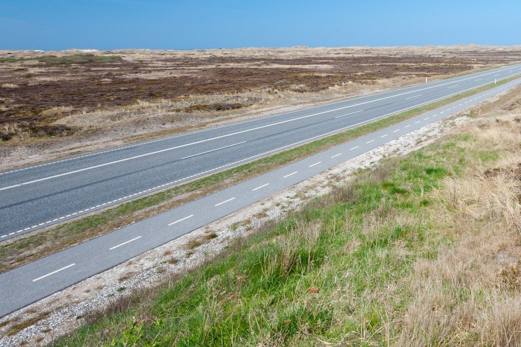 כביש מהיר לאופניים בדנמרק 002