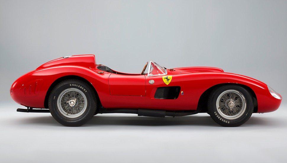 Ferrari 335 Sport Scaglietti auction1