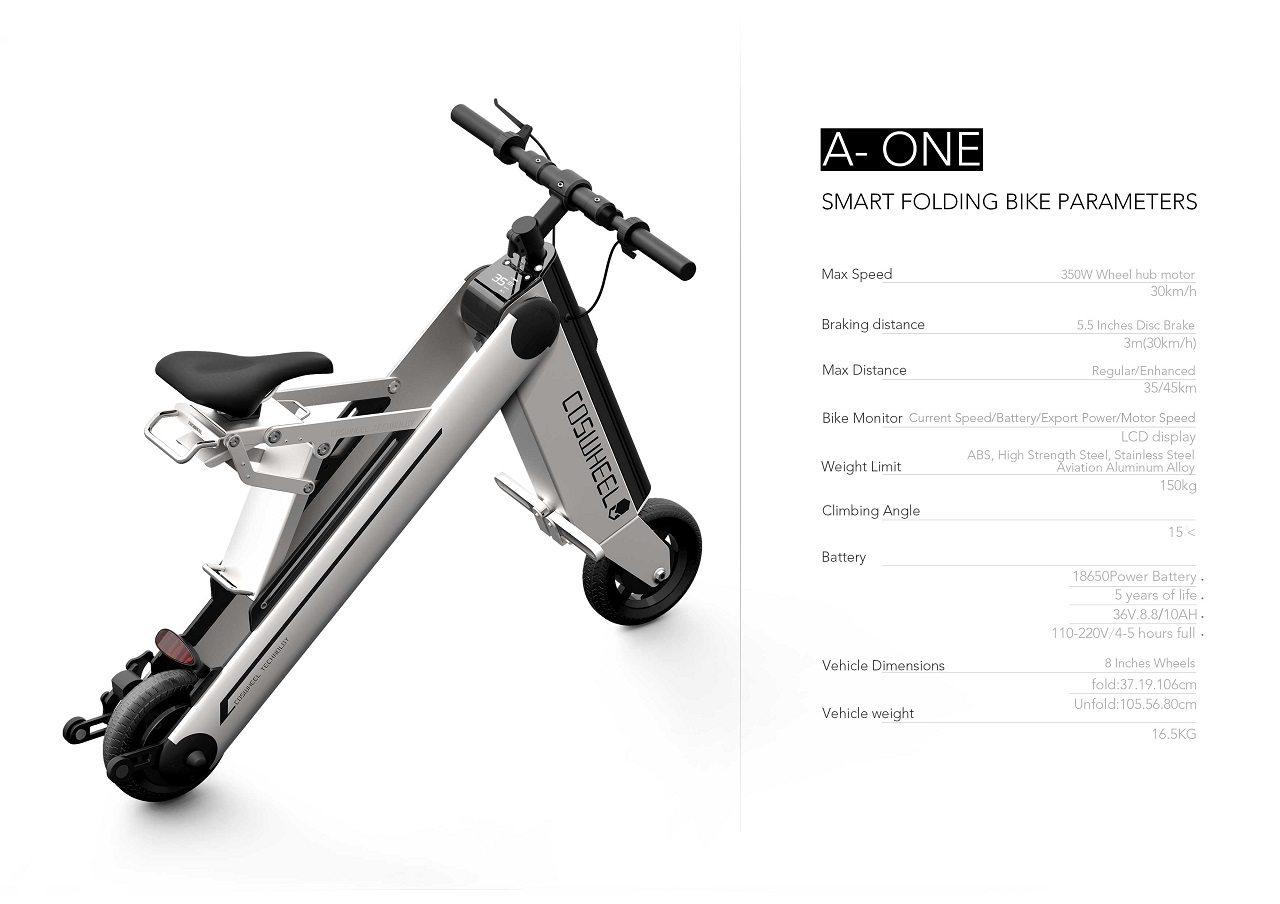 A-ONE e-bike 0029