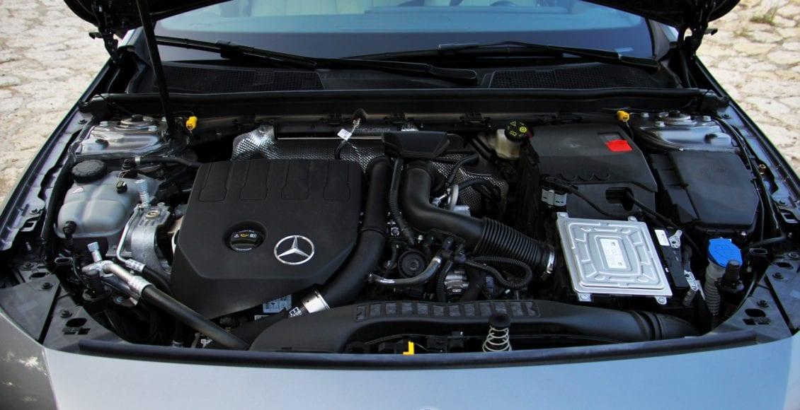 Mercedes A200 18