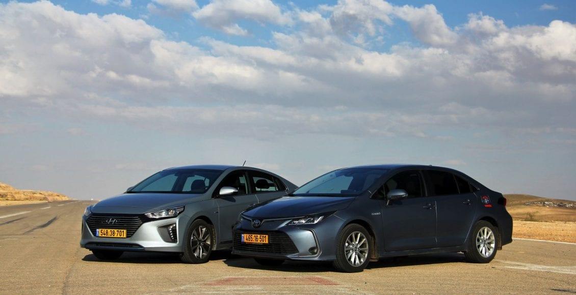 Corolla VS Ioniq 23