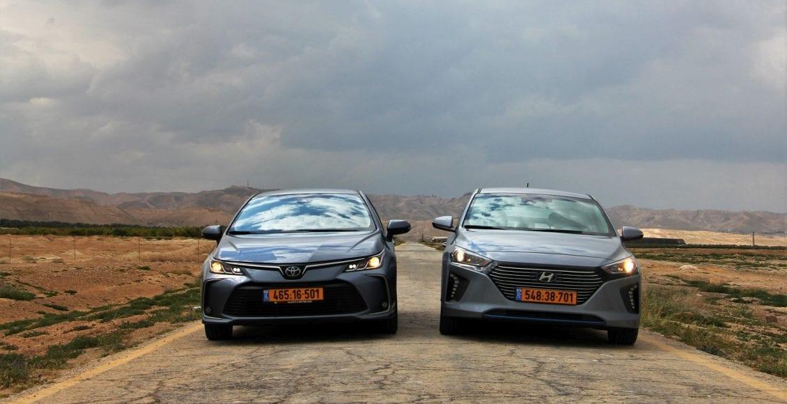 Corolla VS Ioniq 27