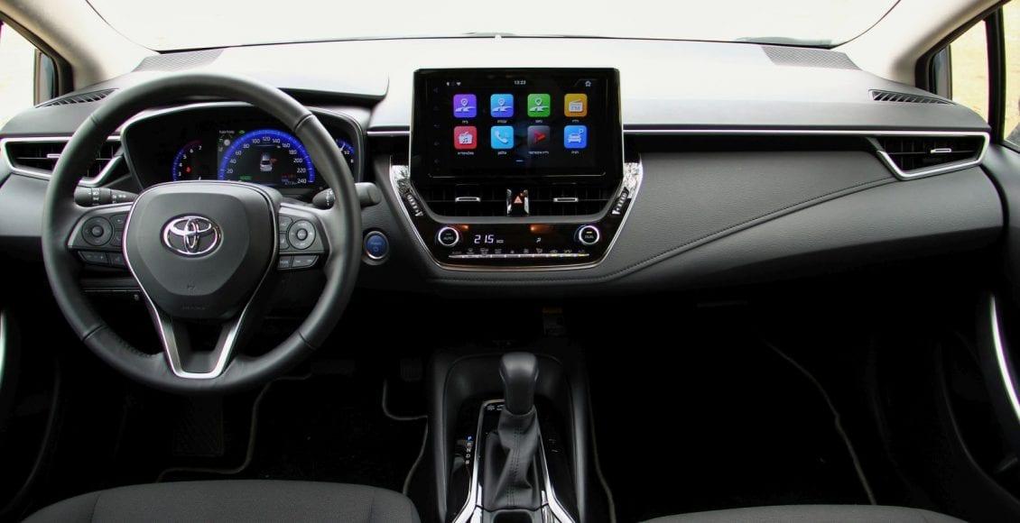 Corolla VS Ioniq 36