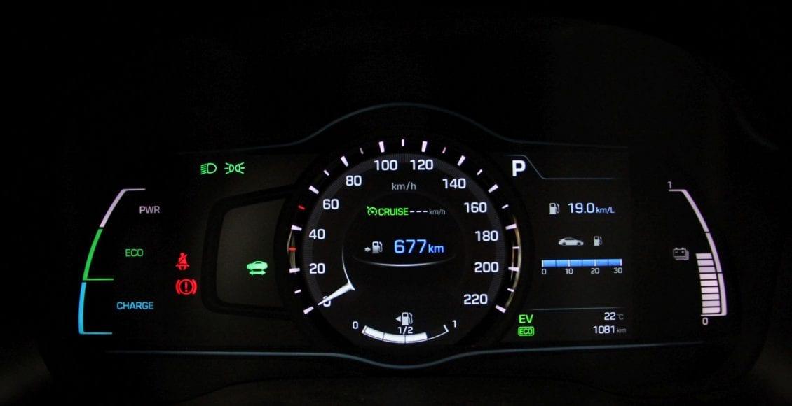 Corolla VS Ioniq 40