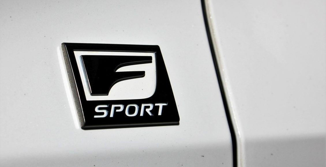 Lexus UX250h F sport 17