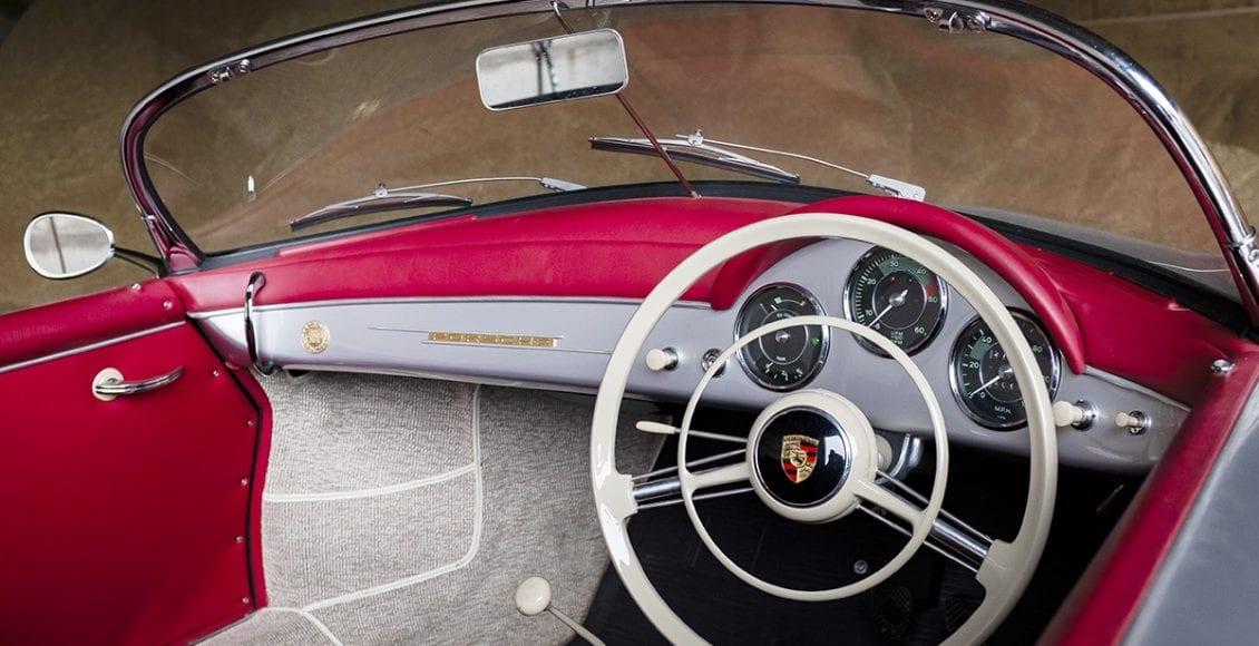 פורשה 356 ספידסטר מודל 1958 – 0024